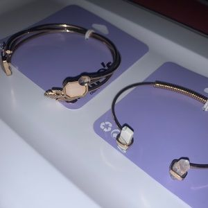 Cute 4pcs Fashion Bracelet Set